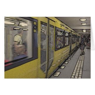 Berlin  Metro Card