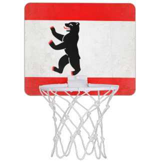 Berlin Mini Basketball Hoop