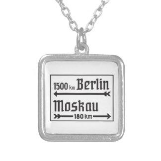 Berlin-Moscow, II World War, Russia Custom Jewelry