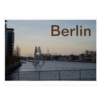 Berlin Post Card