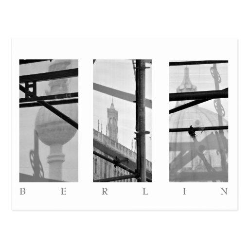 Berlin Post Cards