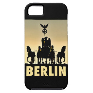 BERLIN Quadriga 002.11.2 Brandenburg Gate Case For The iPhone 5