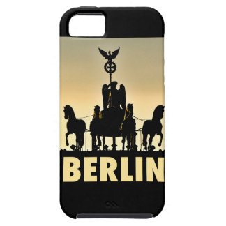BERLIN Quadriga 002.11 Brandenburg Gate iPhone 5 Cases