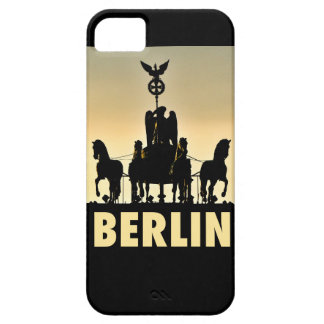 BERLIN Quadriga 002.12 Brandenburg Gate Case For The iPhone 5