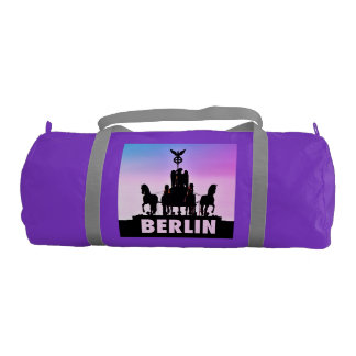 BERLIN Quadriga 002.1.F.02 Brandenburg Gate Gym Bag