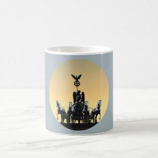 Berlin Quadriga Brandenburg Gate 002.1.2 rd Coffee Mug