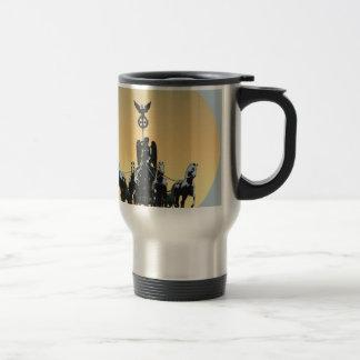 Berlin Quadriga Brandenburg Gate 002.1.2x rd Travel Mug