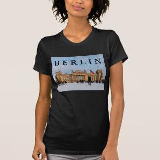 BERLIN Reichstag_001.03 (Reichstag im Schnee) T-Shirt