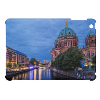 Berlin, River Spree and Cathedral iPad Mini Cover