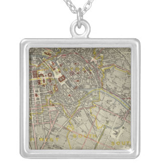 Berlin Silver Plated Necklace