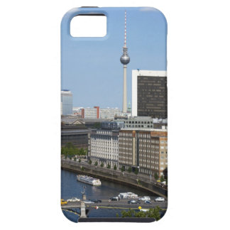 Berlin skyline, Germany Case For The iPhone 5