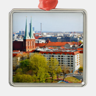 Berlin skyline (Germany) Christmas Ornament