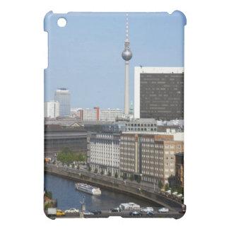 Berlin skyline, Germany iPad Mini Cover