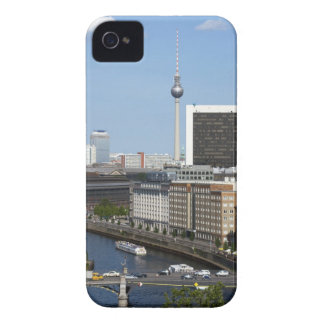 Berlin skyline, Germany iPhone 4 Case