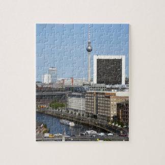 Berlin skyline, Germany Jigsaw Puzzle
