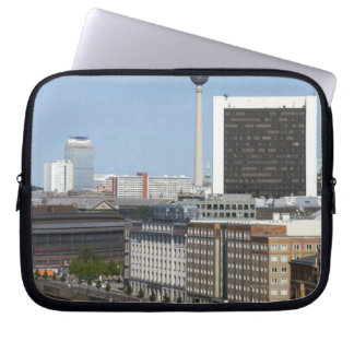 Berlin skyline, Germany Laptop Sleeve