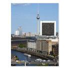 Berlin skyline, Germany Postcard