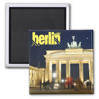 Berlin Square Magnet