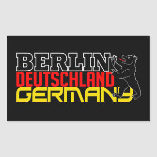 Berlin stickers