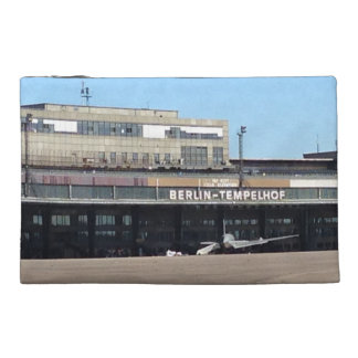 Berlin Tempelhof Airport Travel Accessories Bag