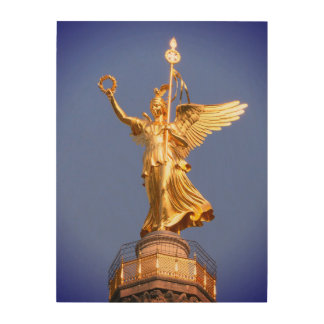 Berlin, Victory-Column 002.01.F.2 Wood Prints
