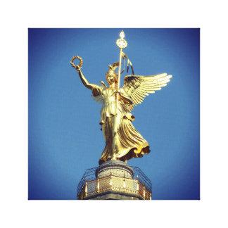 Berlin, Victory-Column 002.01.F.3 Canvas Print