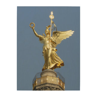 Berlin, Victory-Column 002.01 Wood Canvas