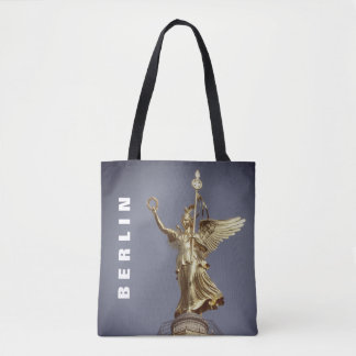 Berlin, Victory-Column 02.01.T.F.4 Tote Bag