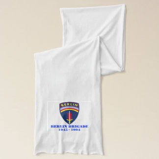 BerlinBrigade White Scarf