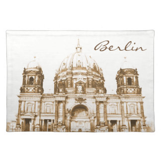 Berliner Dom in Berlin, Germany Placemat
