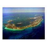 Bermuda Aerial Photograph Postcards