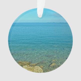 Bermuda Blue Green Waters