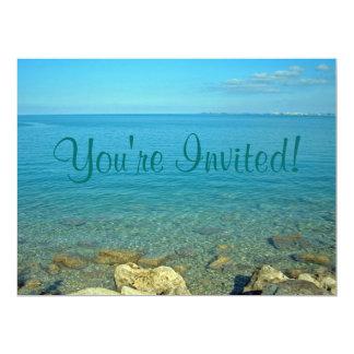 Bermuda: Blue Green Waters Custom Announcement