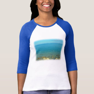 Bermuda Blue Green Waters T-Shirt