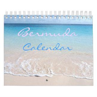 Bermuda Calendar