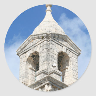 Bermuda Clocktower sticker