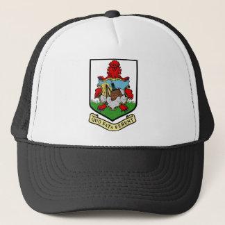 Bermuda Coat of arms BM Trucker Hat