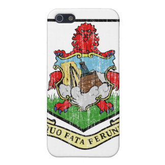 Bermuda Coat Of Arms Covers For iPhone 5