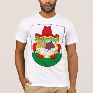 Bermuda Coat of Arms T-shirt