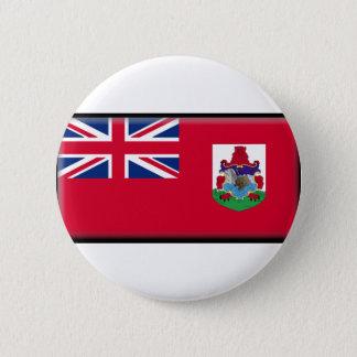Bermuda Flag 6 Cm Round Badge