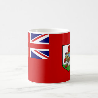 Bermuda Flag BM Basic White Mug