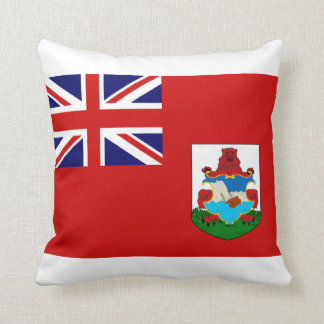 Bermuda Flag Cushion
