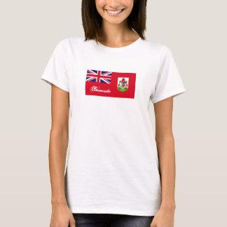 Bermuda flag souvenir t-shirt