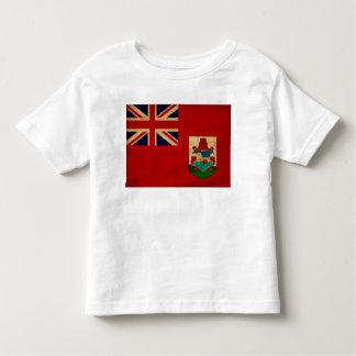 Bermuda Flag Toddler T-Shirt