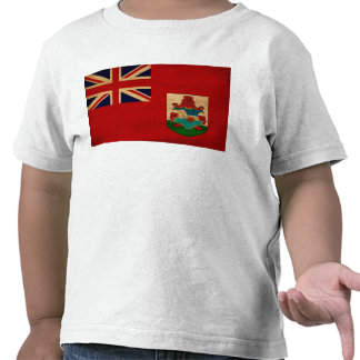 Bermuda Flag Tee Shirts