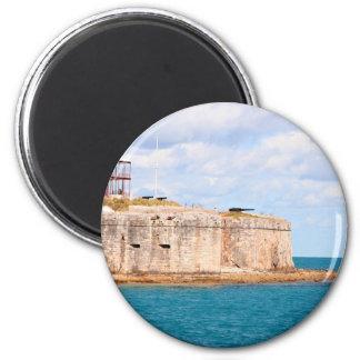 Bermuda Fort magnet