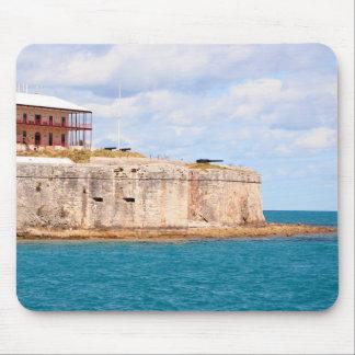 Bermuda Fort mousepad
