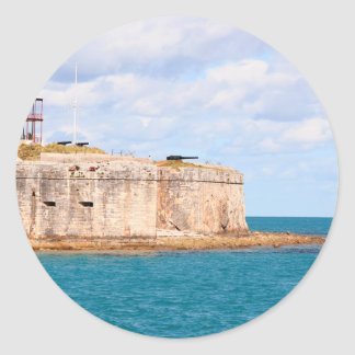 Bermuda Fort sticker
