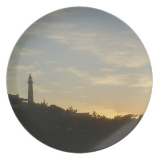Bermuda Gibb s Lighthouse Southampton Party Plates