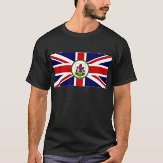 Bermuda Governor Flag T-Shirt